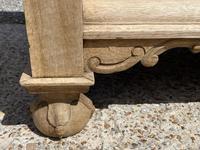 Wonderful Art Nouveau Bleached Oak Sideboard (10 of 26)