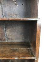 Antique Oak Wall Hanging Shelves (M-1939) (7 of 9)