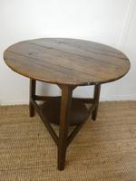 English 18th Century Cricket Table (7 of 7)