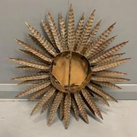 55cm 3 Tier Spanish Sunburst Mirror (6 of 6)