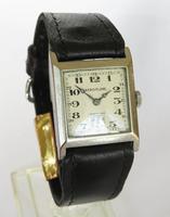 Gents 1930s Aeroplane wrist watch (5 of 5)