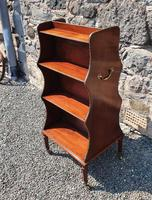 Regency Double Sided Waterfall Bookcase (2 of 7)