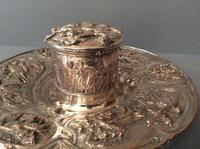 Magnificent Victorian Inkwell (7 of 8)