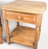 Pair of Vintage Ercol Bedsides (3 of 9)