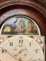 Rocking Ship Longcase Clock (9 of 15)