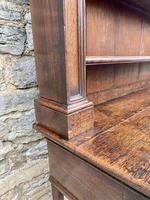 18th Century Georgian Oak Dresser (13 of 16)