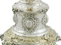 Sterling Silver Centrepieces - Antique Victorian 1860 (11 of 24)