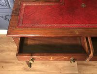 Edwardian Inlaid Rosewood Desk (14 of 23)