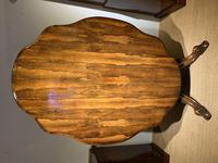 Victorian Rosewood Centre Table / Loo Table (11 of 11)