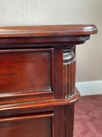 Large Georgian Style Double Sided Partners Desk (50 of 51)