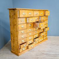 Large Bank of Drawers (2 of 9)