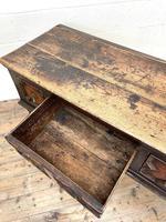 Antique 18th Century Geometric Dresser Base (9 of 10)