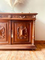 French Antique Sideboard / Buffet / French Walnut Buffet (5 of 10)