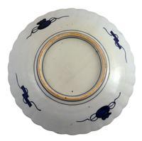 Japanese Meiji Period Imari Plate (5 of 5)