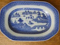 Pair of Chinese Export Plates (5 of 7)
