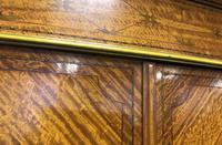 Edwardian Inlaid Satinwood Wardrobe (28 of 30)
