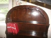 Two Drawer Linenfold Dutch Dresser (2 of 4)
