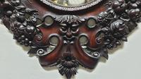 Outstanding Italian Mahogany Wall Mirror (2 of 9)