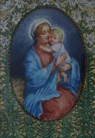Madonna and child by Violet Beatrice Bell (3 of 5)