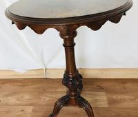 Victorian Occasional Table by Chamberlain & King