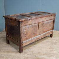 17th Century Oak & Elm Coffer (10 of 10)