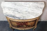 20th Century Marble Top Commode / Side Cabinet2 (7 of 11)