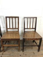 Harlequin Set of Four Welsh Farmhouse Chairs (5 of 16)
