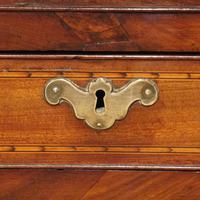 George III Inlaid Kneehole Desk (2 of 17)