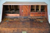 Georgian Oak Writing Bureau (5 of 12)