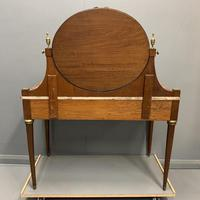 Large French Marble Top Dressing Table (9 of 9)