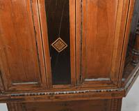 Arabic Chair Antique Damascan Furniture Inlay 1920 (9 of 10)