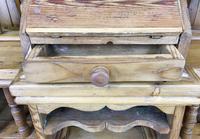 Unusual Victorian Antique Pine Chicken Coop Dresser (7 of 16)
