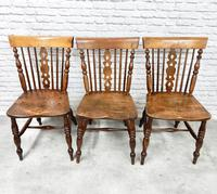 Set of 6 Windsor Dining Chairs (7 of 8)