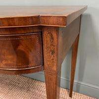 Victorian Mahogany Antique Console Table (3 of 9)