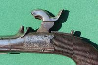 Fine Pair of 19th Century Box Lock Percussion Pocket Pistols by Boaler (5 of 13)