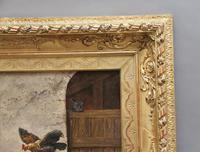 19th Century Fine Quality Oil Painting (8 of 11)