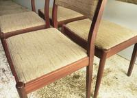 Set of 4 1960's mid century G Plan dining chairs (3 of 4)