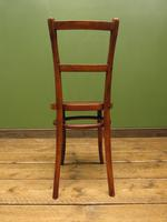 Unusual Antique Bentwood Chair / Office Chair/ Kitchen Chair (6 of 10)