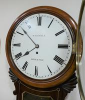 Exquisite 1837 English Fusee Drop Dial Timepiece by William Windle (2 of 11)