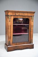 Victorian Walnut Pier Cabinet (9 of 12)