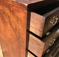 Burr Walnut Chest of Drawers c1890 (10 of 15)