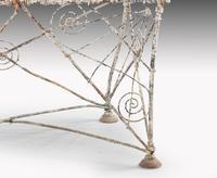 Elaborate Mid 19th Century Wirework Sofa (3 of 4)