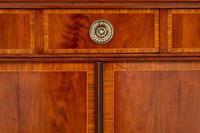 Victorian Mahogany Two-Door Side Cabinet (5 of 8)