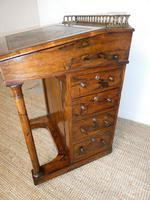 Fine English Regency Davenport Desk (9 of 14)