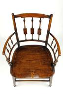 An Unusual 19th Century Country Armchair (2 of 9)