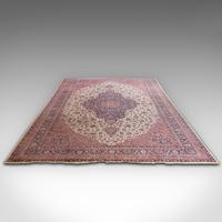 Very Large Antique Heriz Carpet, Persian, Room Size, Rug, Edwardian, Circa 1910 (10 of 12)