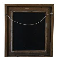 19th Century Overmantle Gilt Wall Mirror (8 of 8)