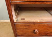 Antique Victorian Mahogany Chest of Drawers (11 of 14)