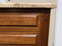 Quality French Marble Top Chest of Drawers (14 of 16)