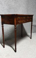 Burr Walnut Side Table (4 of 10)
